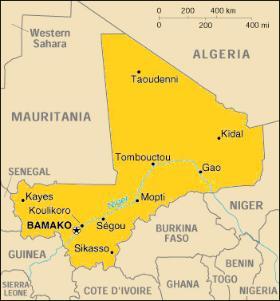 Timbuktu Location On World Map.Jews Of Mali
