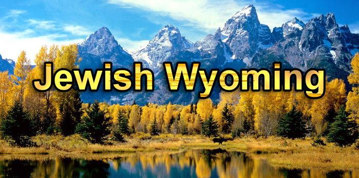 Jewish Wyoming