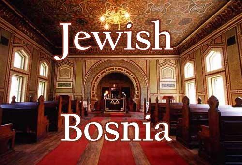 jewish bosnia