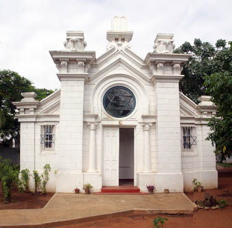 mozambique synagogue